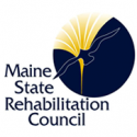 Maine State Rehabilitation Council logo